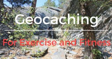 Geocaching For Exercise and Fitness