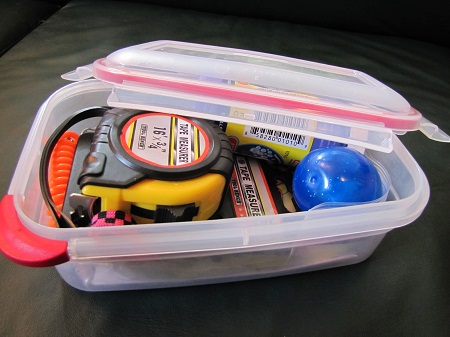 Geocaching Container lock-n-lock box