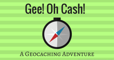 Gee! Oh Cash! A Geocaching Adventure