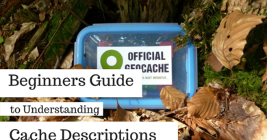 Beginners Guide to Understanding Geocache Descriptions